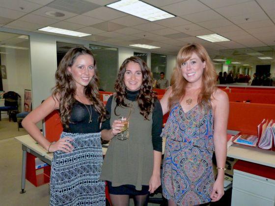 Laura Picard,  Megan Donnell, Kristen WaltmanBrand Arc