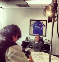 Watch ABC 7 News TONIGHT to See Brand Arc's Rob Donnell Talk Super Bowl Advertising Trends